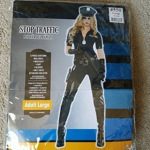 Sexy Police Officer Halloween Costume